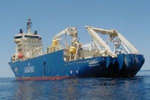 Kapal Nusantara Explorer segera ke Sarmi-Biak untuk perbaikan kabel optik