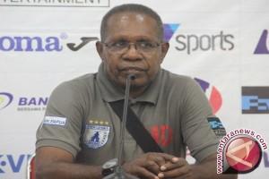 Mettu Dwaramuri jadi pelatih sementara Persipura Jayapura