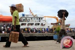 Dishubkominfo Mimika antisipasi lonjakan penumpang kapal jelang Natal