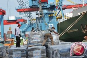 Nilai ekspor Papua turun 22,68 persen