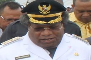 Gubernur panggil Bupati Mimika terkait pelantikan DPRD