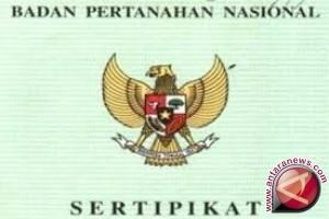 BPN Biak Numfor  targetkan 10.000 sertifikat tanah