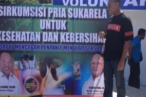 KPA: daftar antrian sirkumsisi di Jayapura melonjak