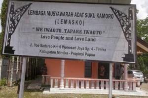 Lembaga adat Mimika dukung polisi tembak pelaku begal