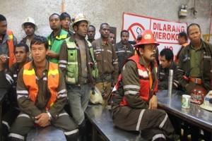 Manajemen Freeport-Pekerja terus lakukan negosiasi
