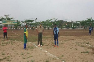 Korem 174/ATW gelar turnamen sepak bola Danrem Cup II