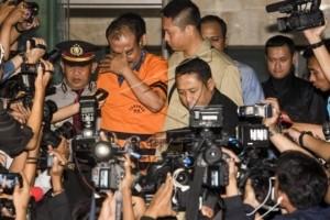KPK tahan lima tersangka kasus suap pembangkit di Papua