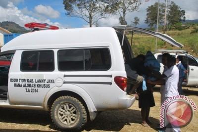 Dokter: mayoritas masyarakat Lanny Jaya derita ISPA