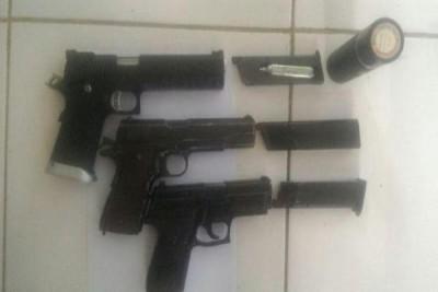 Kolakops Korem 172/PWY sita tiga pucuk senjata