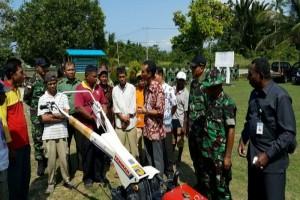 Kodim dan Bank Indonesia bantu gapoktan Jayapura