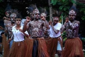 Budaya Kamoro Papua memukau publik Swiss