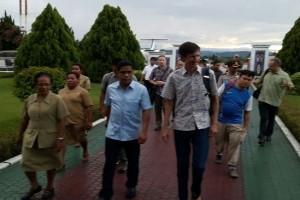 Sejumlah tokoh Papua bertemu Dubes AS di Sentani