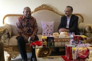 Pemprov Papua sambut kerja sama pendidikan dengan Inggris