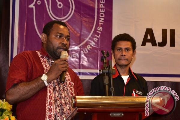 AJI Jayapura sayangkan sikap arogan oknum Brimob di Jakarta