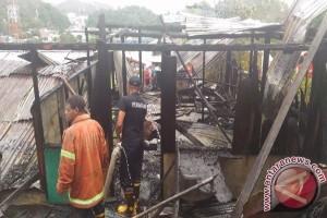 Kebakaran rumah di Entrop akibat arus pendek