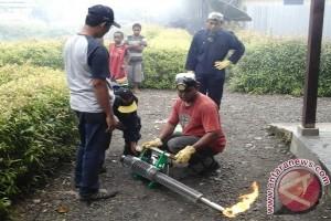 """Dinkes Papua lakukan """"fogging"""" cegah DBD di Permukiman Organda"""