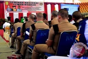 Sekda: seminar nasional pemerintahan diharapkan menghasilkan rekomendasi