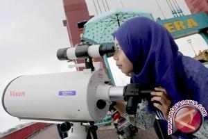 BMKG Jayapura siapkan teropong untuk menyaksikan GMS