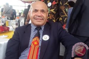 Gubernur Sundown hadiri perayaan HUT Kota Jayapura