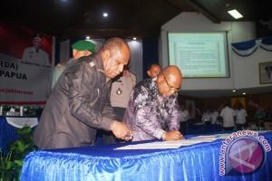 DPRP apresiasi penandatangan pakta integritas minuman beralkohol