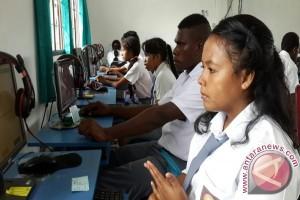 17 sekolah di Biak Numfor akan selenggarakan UNBK