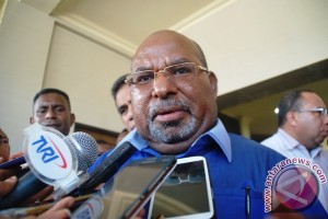 Laju pertumbuhan ekonomi di Papua capai 8,76 persen