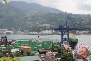 Ekspor Papua naik 95,96 persen