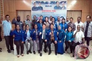 Demokrat Papua target menang di 11 kabupaten/kota