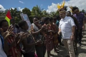 Pencanangan Program Indonesia Terang