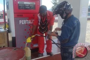 Pertamina Maluku-Papua: tidak benar pertalite Rp77.700/liter
