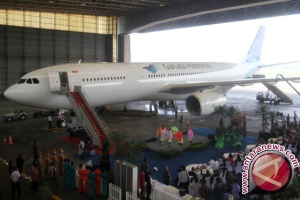 Garuda belum operasikan pesawat Airbus ke Timika