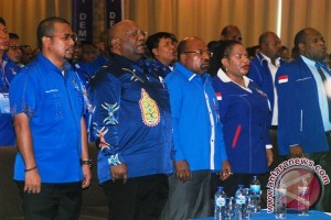 Partai Demokrat Papua gelar rakorda mantapkan kinerja