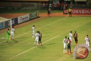 Persipura ditahan imbang Bali United 0-0