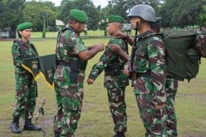 Pembukaan Latihan Pratugas Pamrahwan Papua