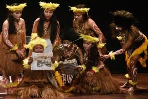 Lima tarian Indonesia akan ditampilkan di Inggris