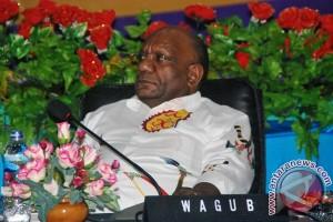 Wagub Papua lantik lima pelaksana tugas bupati