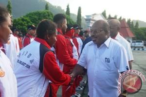 Gubernur Papua agendakan penyerahan bonus atlet pascapemeriksaan APBD