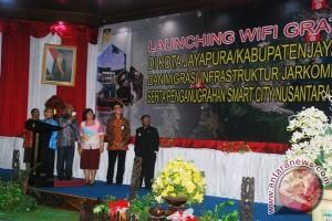 Diskominfo Papua sediakan layanan internet berkapasitas 60 MBps