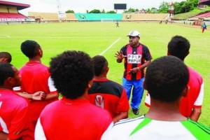 Disorda Papua seleksi 18 pesepak bola untuk PPLP