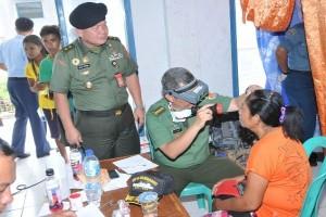 Peserta BPJS Kesehatan kalangan TNI sebanyak 45 juta jiwa