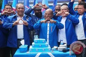 Pengurus Partai Demokrat Papua