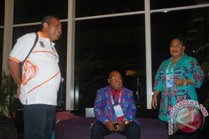 Gubernur Papua imbau warga dukung tim bola PON Jabar