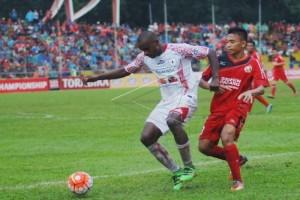 Persipura Jayapura kalahkan Semen Padang 2-0
