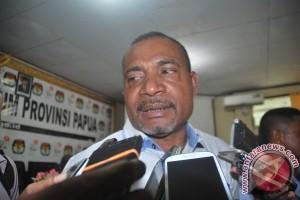 KPU Papua usulkan anggaran Pilgub Rp1,2 triliun