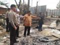 Kapolda Papua tinjau lokasi kebakaran AMPS Kasonaweja Mamberamo Raya