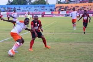 Perseru dan Persipura bermain imbang 0-0