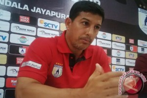 Pelatih Persipura Alfredo sebut fokus bermain kunci kemenangan