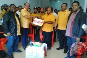 Partai Hanura Papua agendakan Muscab awal November