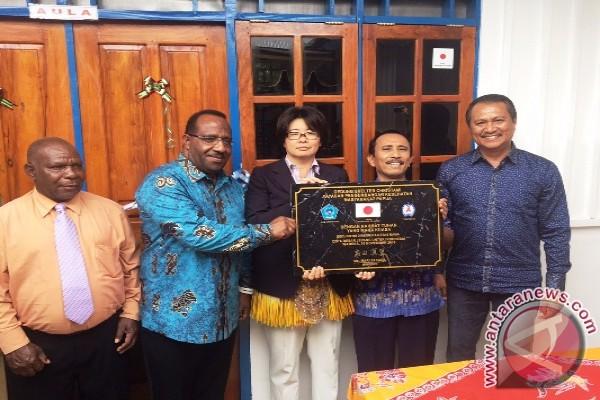 Indonesia dan Jepang bangun