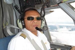 Pilot pesawat Caribou yang jatuh di Ilaga Papua